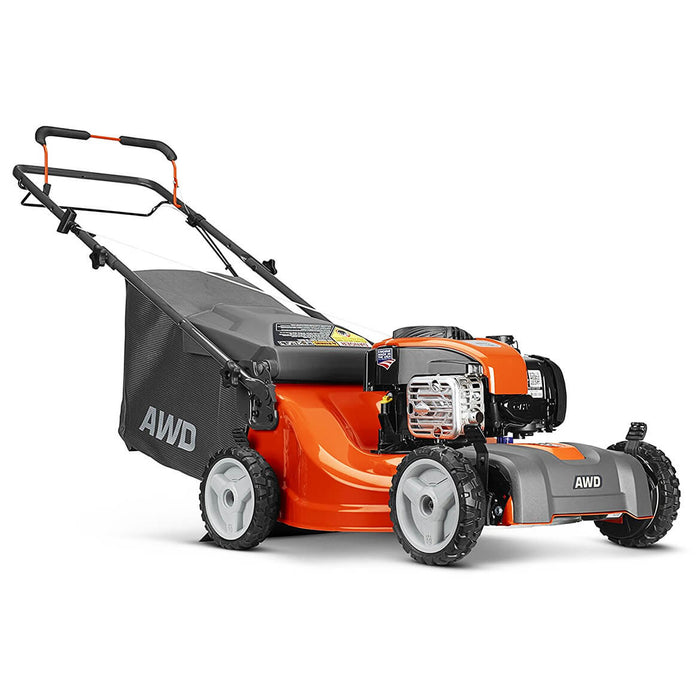 Husqvarna LC 221A 21-Inch 162cc All-Wheel Drive Gas Powered Lawn Mower