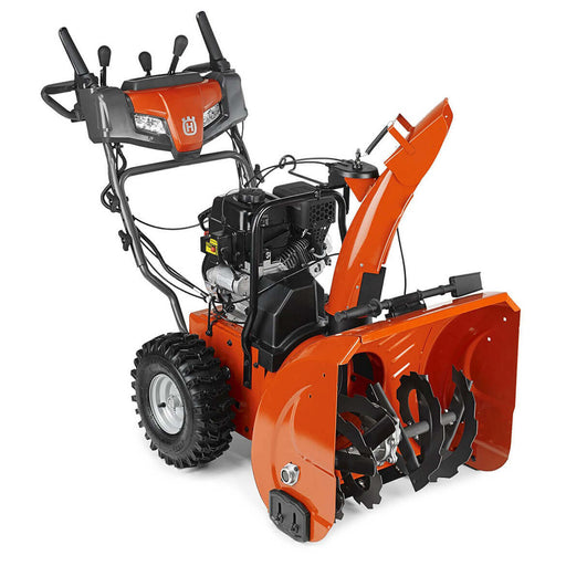 Husqvarna 961930096 208cc 24-Inch Electric Start Snow Blower