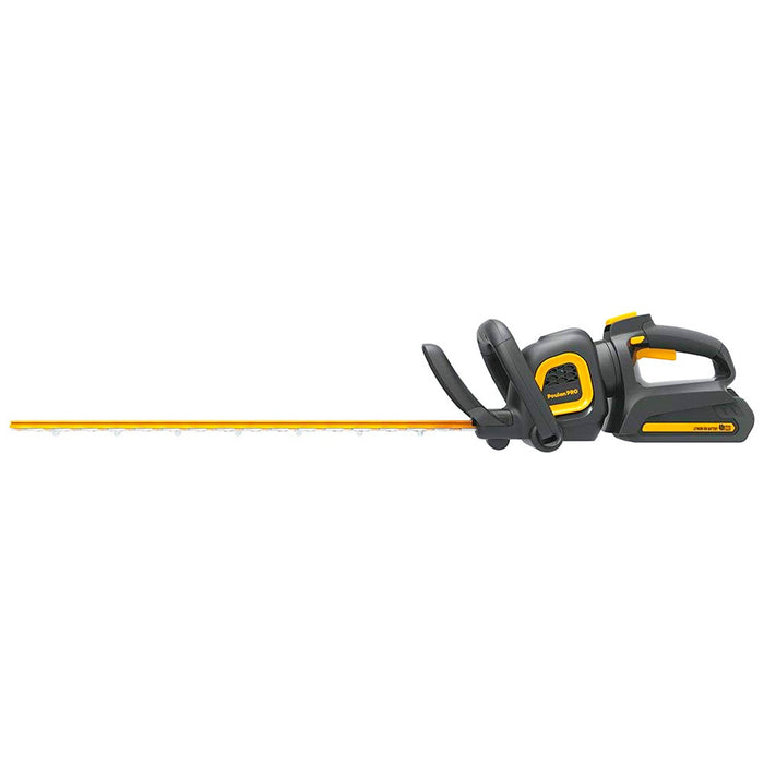 Poulan Pro 967044601 40-Volt 24-Inch Dual-Action Cordless Hedge Trimmer Kit
