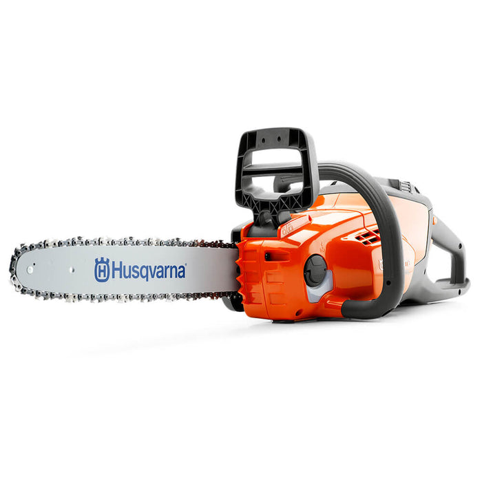Husqvarna 967098102 40-Volt 14-Inch Brushless Cordless Chainsaw Kit