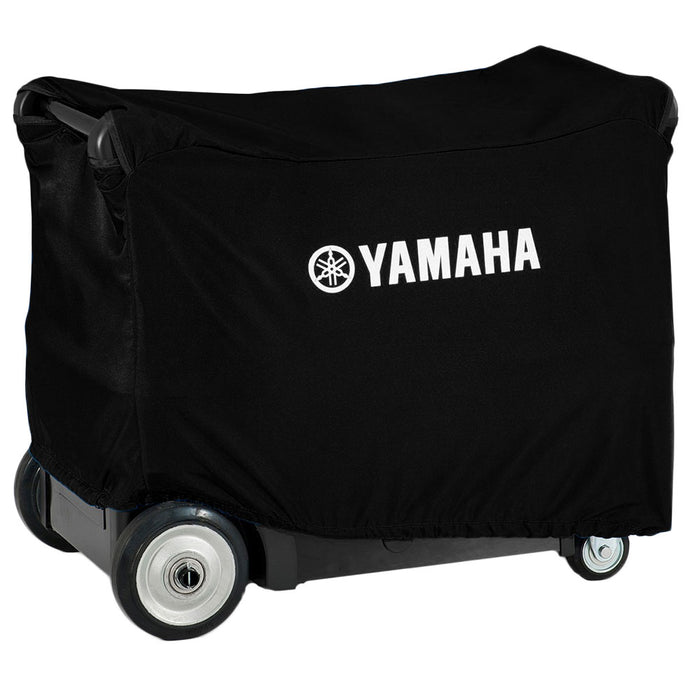 Yamaha ACC-GNCVR-30-BK Black Durable Cover for EF3000IS and EF3000ISEB Generator