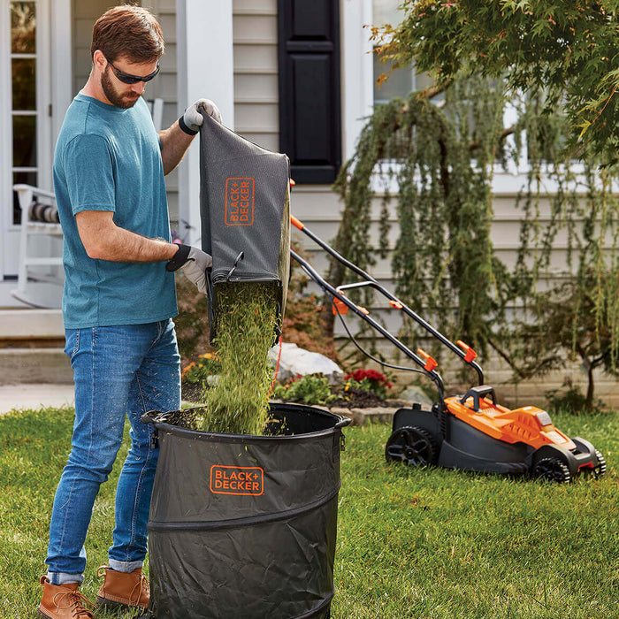 Black and Decker BEMW472BH 15-Inch 10-Amp Height Adjusting Comfortgrip Lawn Mower