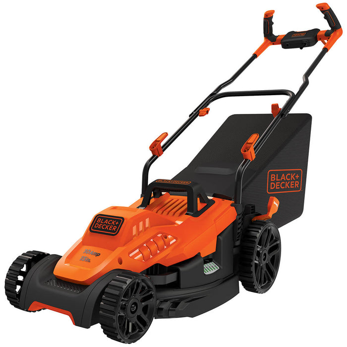 "Black and Decker BEMW472ES 15"" 10-Amp Height Adjusting Pivotcontrol Lawn Mower"