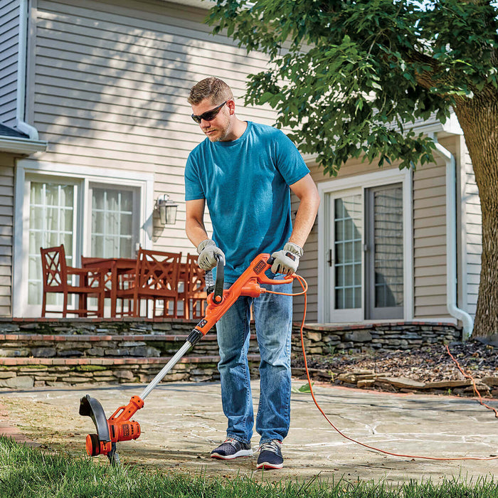 Black and Decker BESTA510 14-Inch 6.5-Amp Automatic Feed Electric String Trimmer