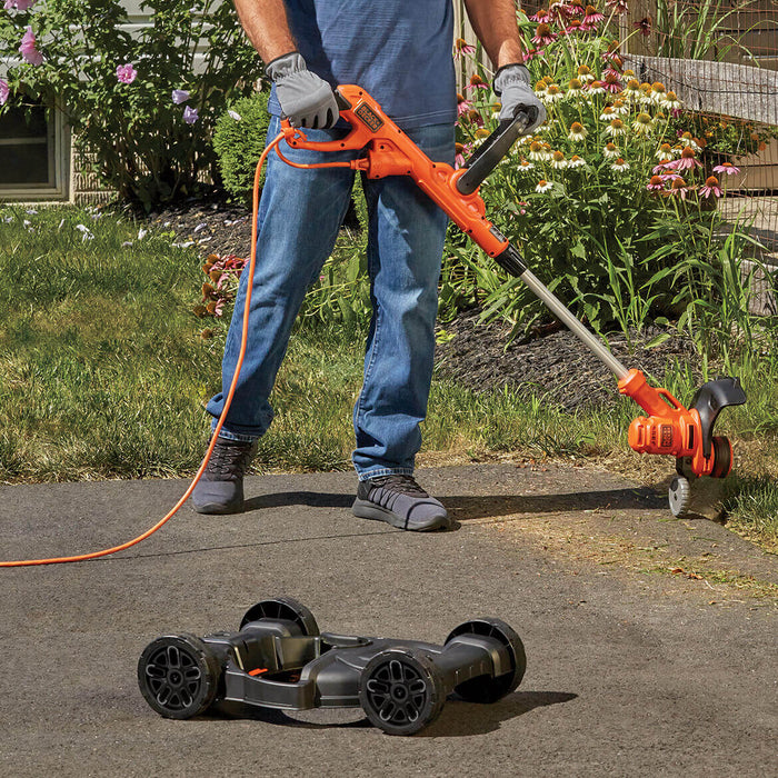Black and Decker BESTA512CM 12-Inch 6.5-Amp 3-in-1 Compact Electric Lawn Lawn Mower