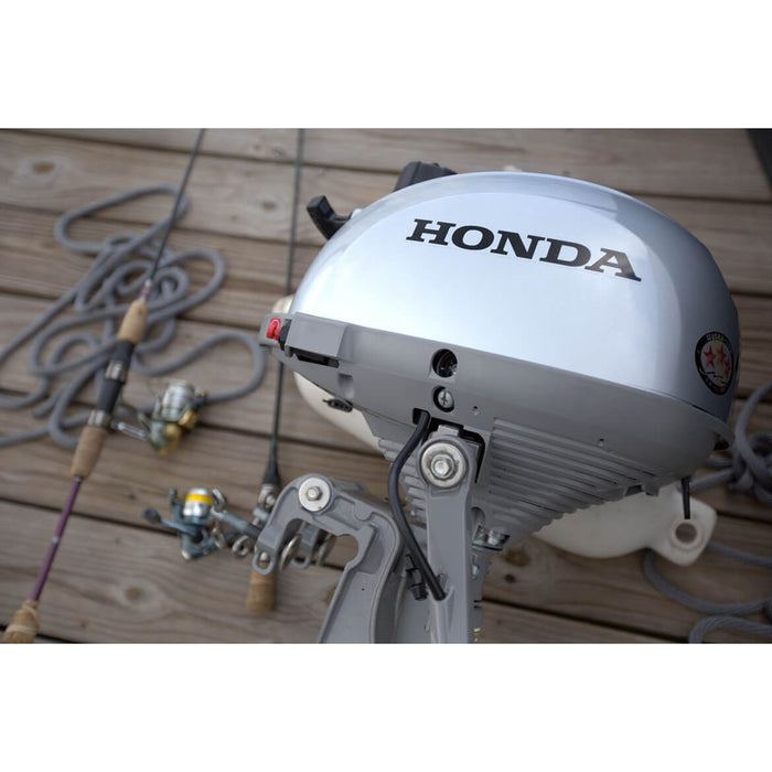 "Honda Marine BF2.3 2.3 HP Engine 15"" Shaft Gas Powered Outboard Motor"