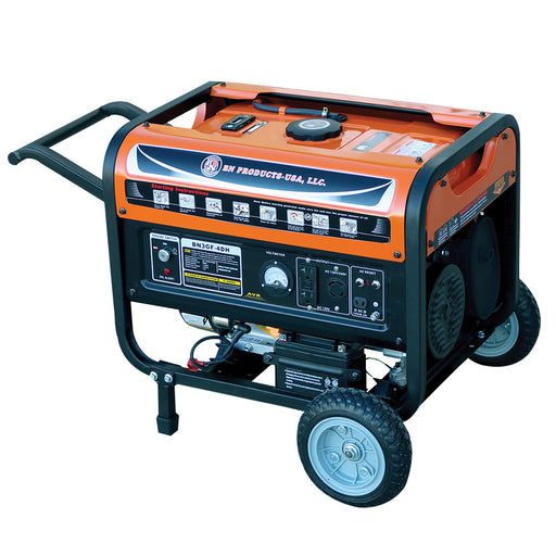 BN Products BNG3000 240-Volt 3000 Watt Electric Start Gas Power Generator