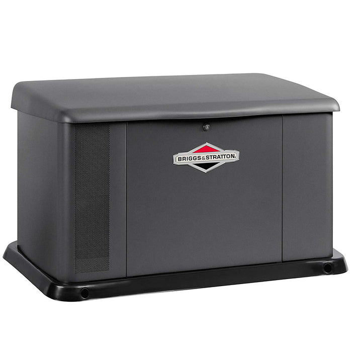 Briggs and Stratton 40555 17kW 200 Amp 993cc Steel Automatic Standby Generator