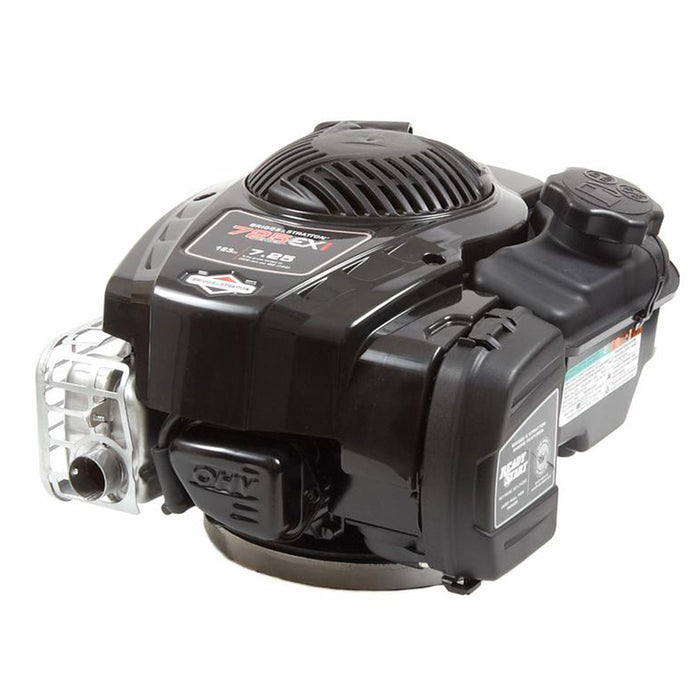 Briggs & Stratton 104M02-0198-F1 Vertical Engine, Tapped 7/16-20 3/16 in