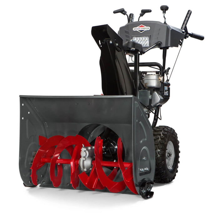 Briggs & Stratton 1696619 250cc 27-Inch Dual-Stage Electric Start Snow Thrower
