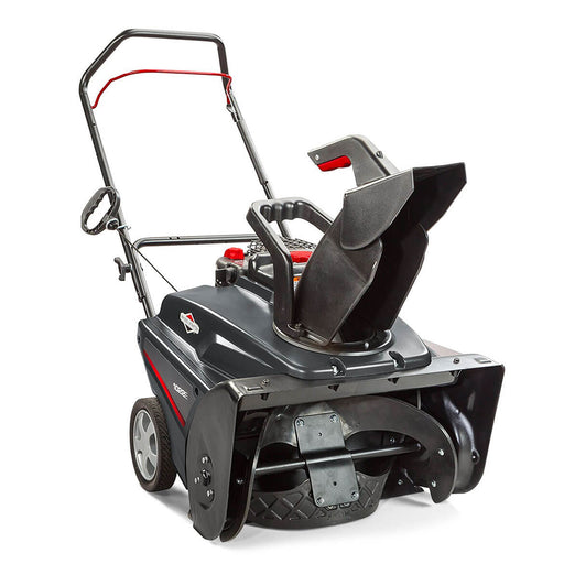 Briggs and Stratton 1696737 208cc 22-Inch Single Stage Snow Thrower
