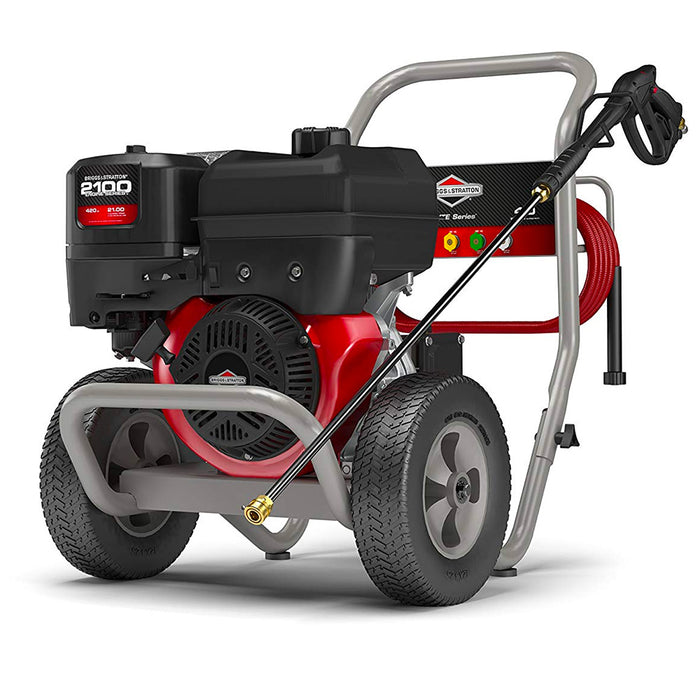 Briggs and Stratton 20507 4,000-Psi 4.0-Gpm Cold Water Gas Professional Pressure Washer
