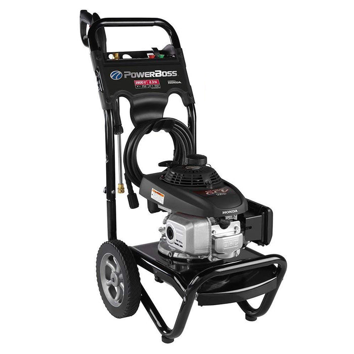 Briggs and Stratton 20574 2,800-Psi 2.3-Gpm Cold Gas Powerboss Pressure Washer