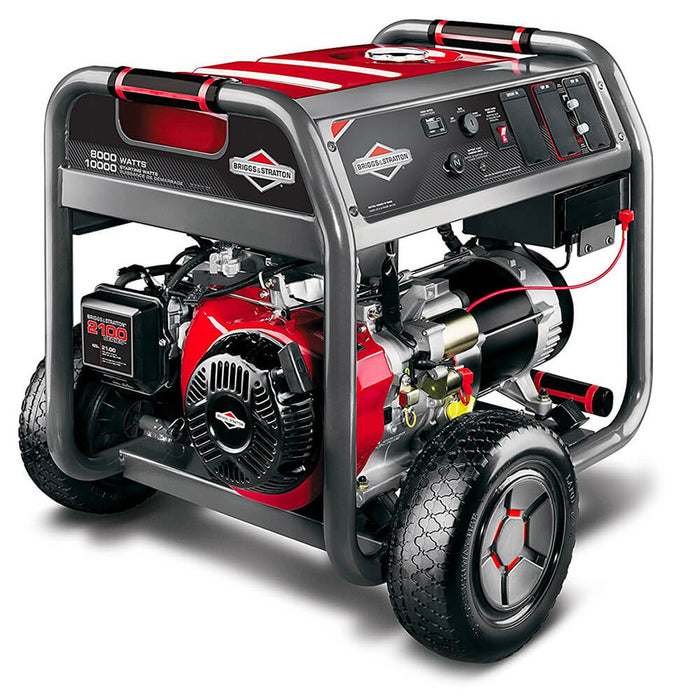 Briggs and Stratton 30664A 8000-Watt 420cc Elite Gas Powered Portable Generator