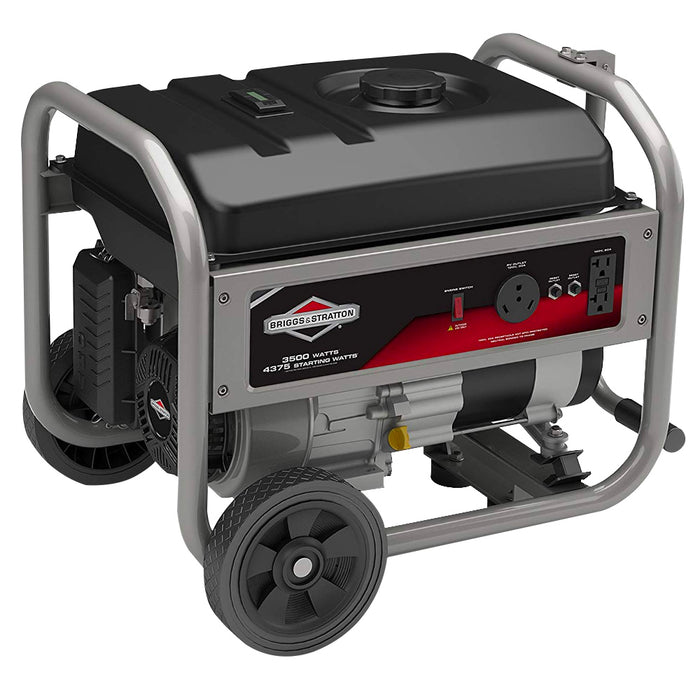 Briggs and Stratton 30680 3500-Watt 208cc Gas Powered Portable Generator