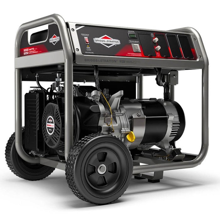Briggs and Stratton 30708 5500-Watt 389cc Gas Powered Portable Generator