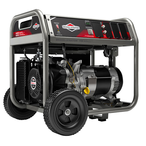 Briggs and Stratton 30710 6500-Watt 420cc Gas Powered Portable Generator