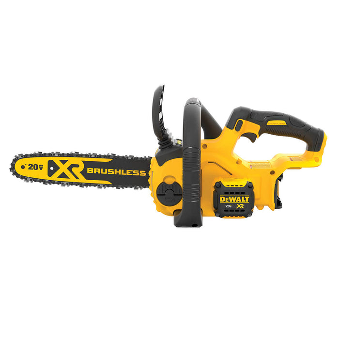 DeWALT DCCS620B 20V MAX 12-Inch Cordless Brushless Chainsaw - Bare Tool