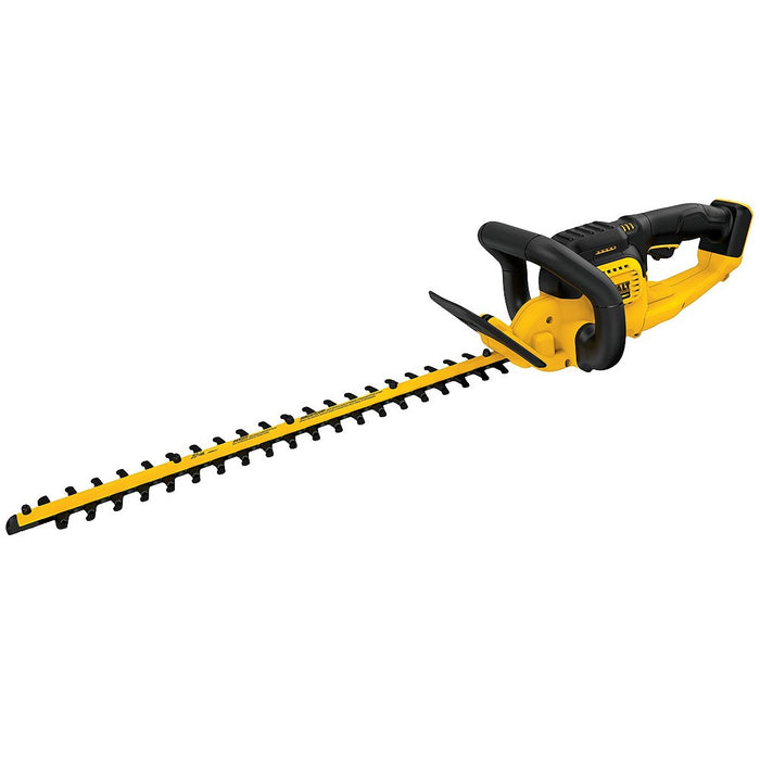 DeWALT DCHT820B 20V 22-Inch High Output Motor Hedge Trimmer - Bare Tool