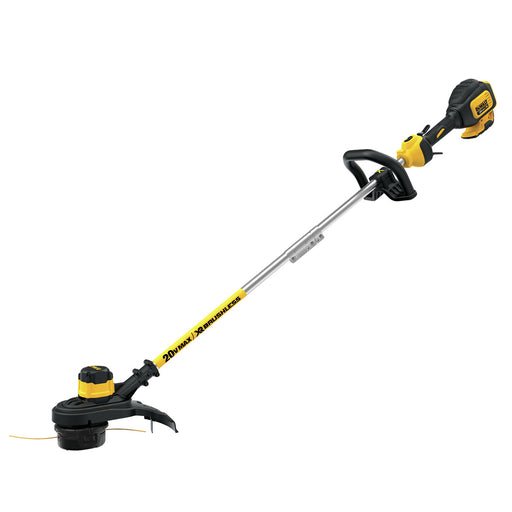 DeWALT DCST920B 20-Volt 5.0Ah Lithium-Ion Brushless String Trimmer - Bare Tool