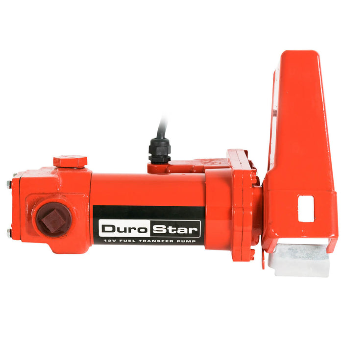 DuroStar DSTP20 12-Volt 20-Gpm Ball Bearing Cast Iron Fuel Transfer Pump
