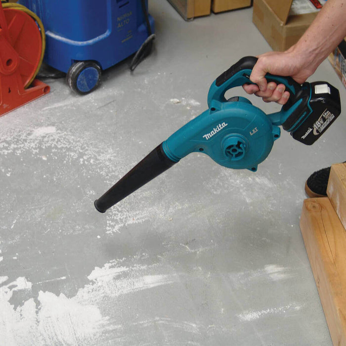 Makita DUB182Z 18-Volt LXT Lithium-Ion Cordless Blower - Bare Tool