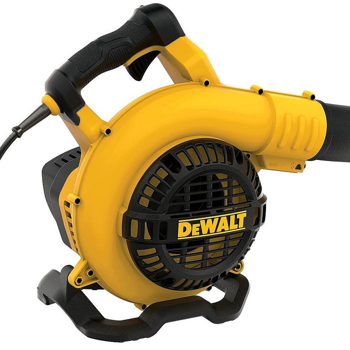 DeWALT DWBL700 12-Amp 420-Cfm 155-Mph Professional Corded Electric Leaf Blower