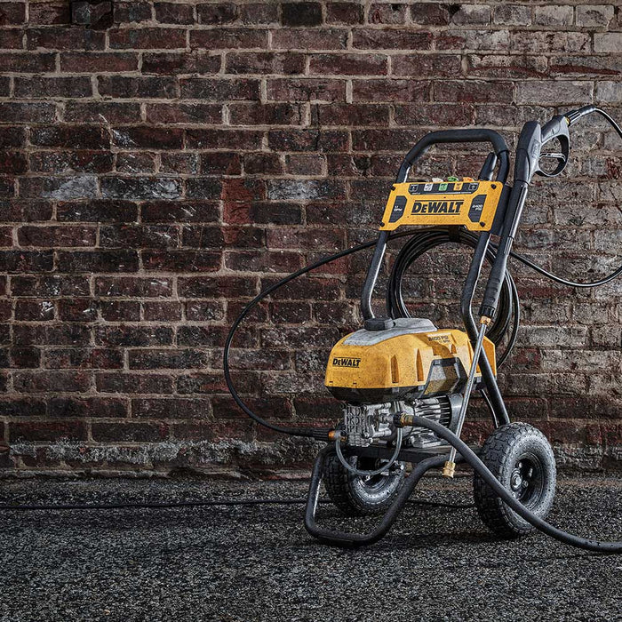 DeWALT DWPW2400 2400 PSI 1.1 GPM Cold Water Electric Pressure Washer w/ Nozzles