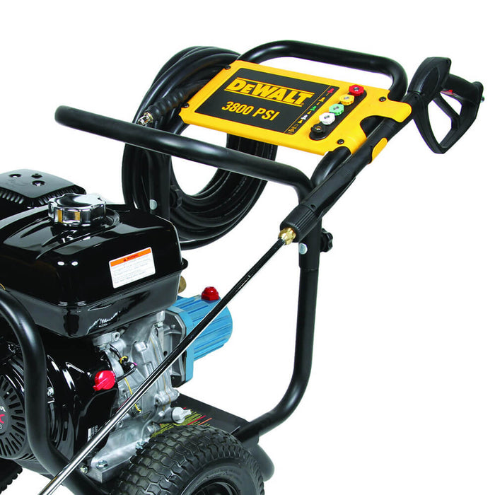 DeWALT DXPW60604 3800-Psi 3.5-Gpm Cold Water Gas Direct Drive Pressure Washer