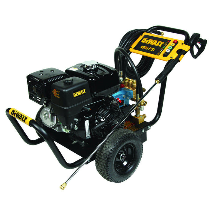 DeWALT DXPW60606 4,200-Psi 4.0-Gpm Cold Water Gas Commercial Pressure Washer