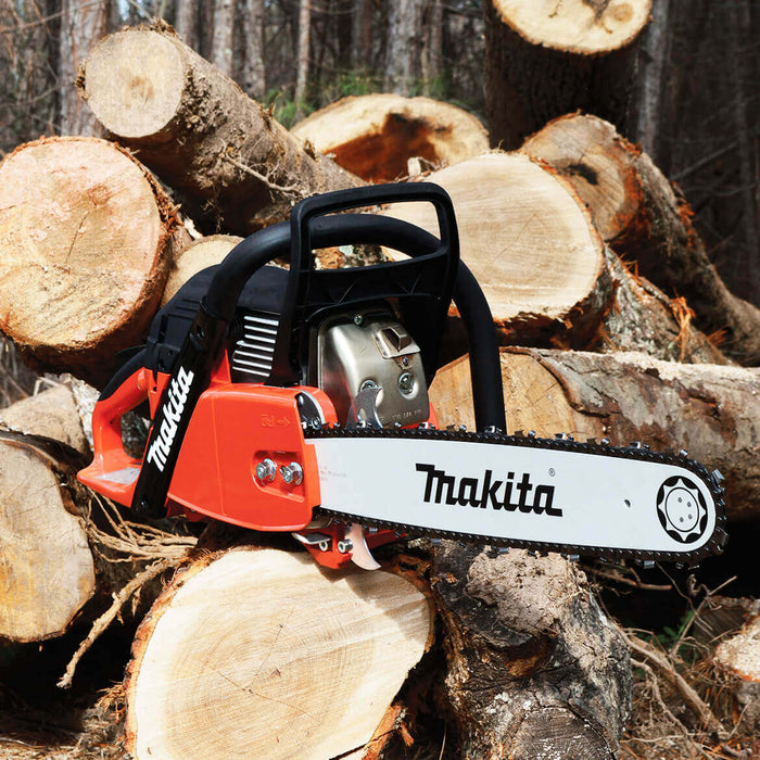 Makita EA6100PRGG 20 x 3/8-.050-Inch 61cc Durable Professional Chainsaw