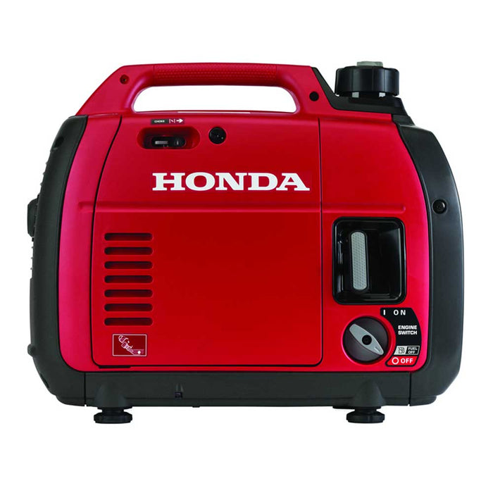 Honda EB2200ITAG 2200 Watt Super Quiet GFCI Gas Inverter Generator W/ CO Minder