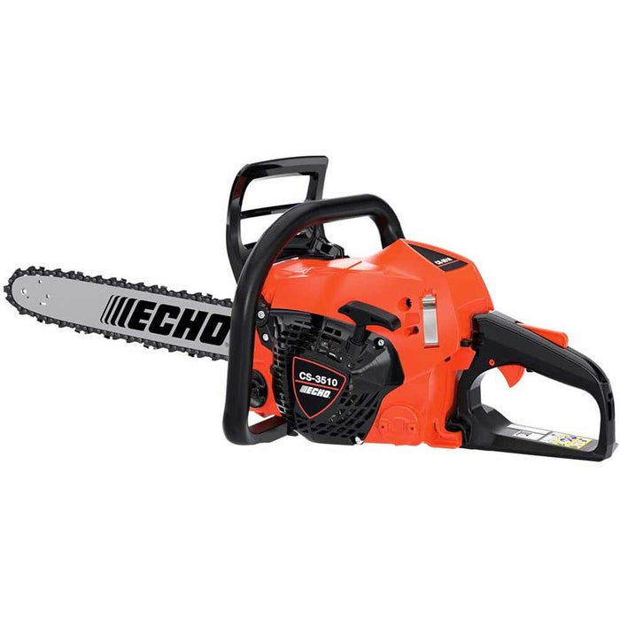 "Echo CS-3510-16 34.4cc 16"" 2 Stroke Gas Lightweight Rear Handle Chainsaw"