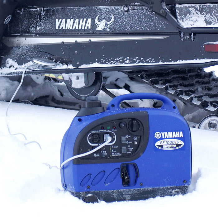 Yamaha EF1000iS 1000-Watt 120-Volt 8.3-Amp Portable inverter Generator