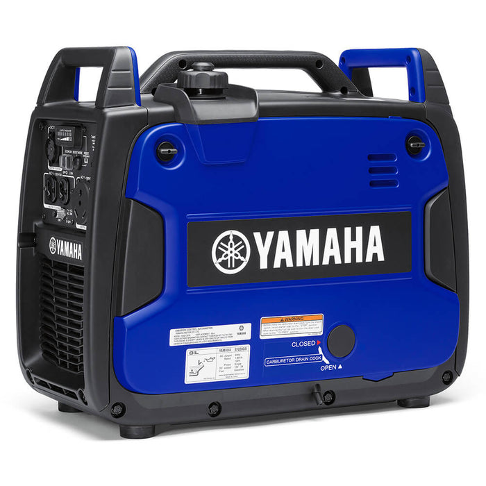 Yamaha EF2200IS 2200 Watt 4 Stroke Gas Powered Portable Inverter Generator
