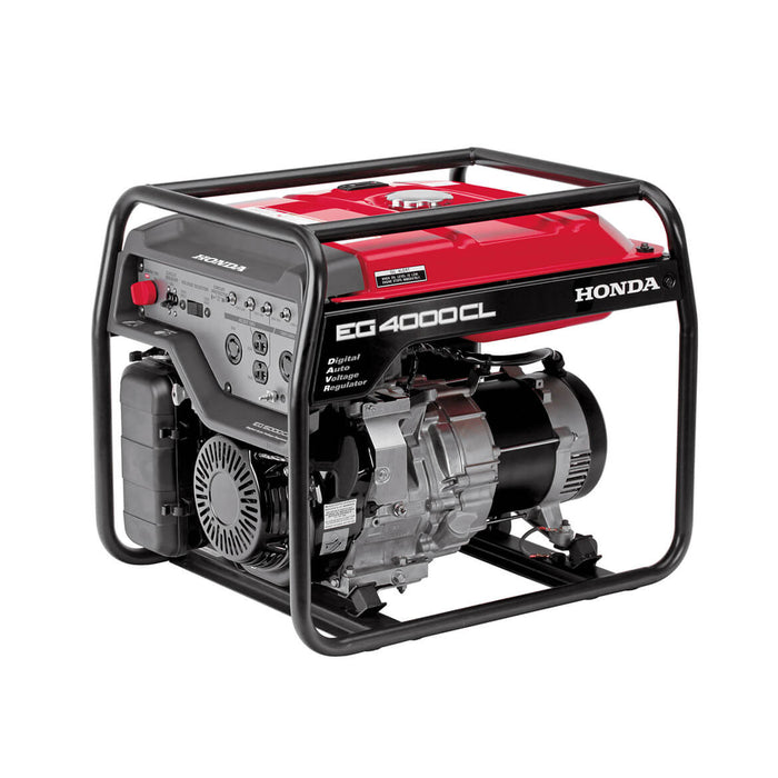 Honda EG4000 270cc 4,000-Watt 120/240-Volt Recoil Start Gasoline Portable Generator