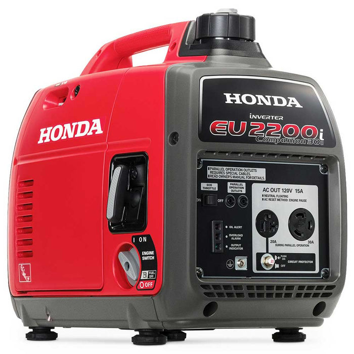 Honda EU2200-KIT EU2200i and EU2200ic Companion Parallel Combo Kit