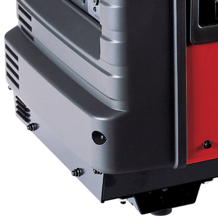 Honda EU3000is 3,000 Watt 120 Volt Super Quiet Light Weight Inverter  Generator
