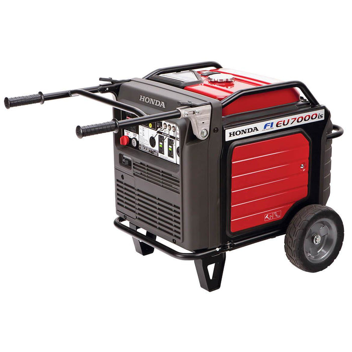 Honda EU7000IS 7000-Watt Super 120/240-Volt Quiet Light Weight inverter Generator - Scratch and Dent