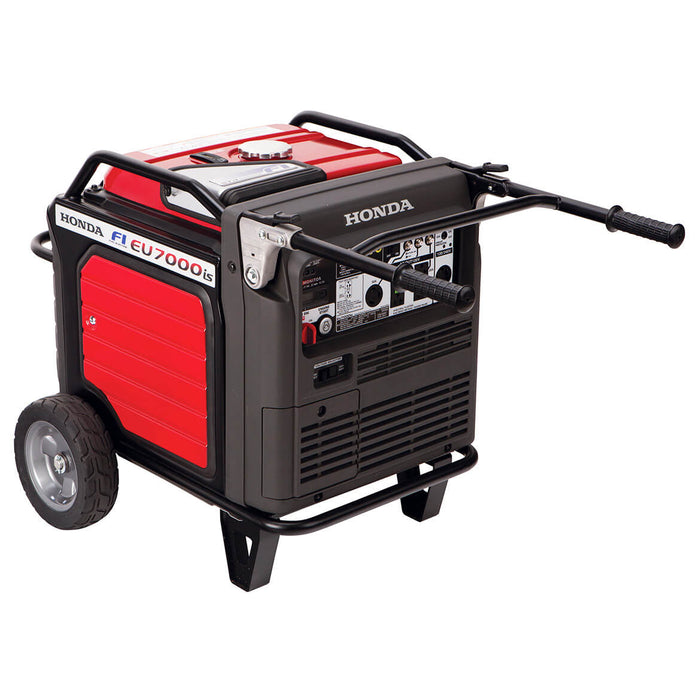 Honda EU7000IS 7000-Watt Super 120/240-Volt Quiet Light Weight inverter Generator