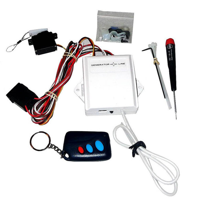 EU7WX Plug 'n' Play Wireless Remote Start for EU7000is and EU70is
