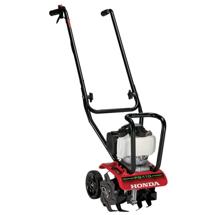 Honda FG110 9'' 25cc Forward Rotate Middle Mini Tine Gad Tiller Cultivator - Scratch and Dent