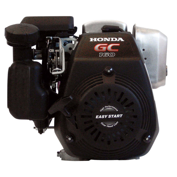 Honda GC160LAQHG 160cc 4.6-Hp 4-Stroke OHC Air-Cooled Horizontal Gas Powered Engine