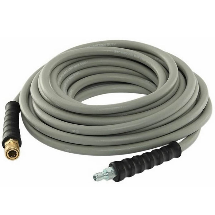 Generac GNC-6618 3/8-Inch x 50-Foot 4,000-Psi High Pressure Washer Hose