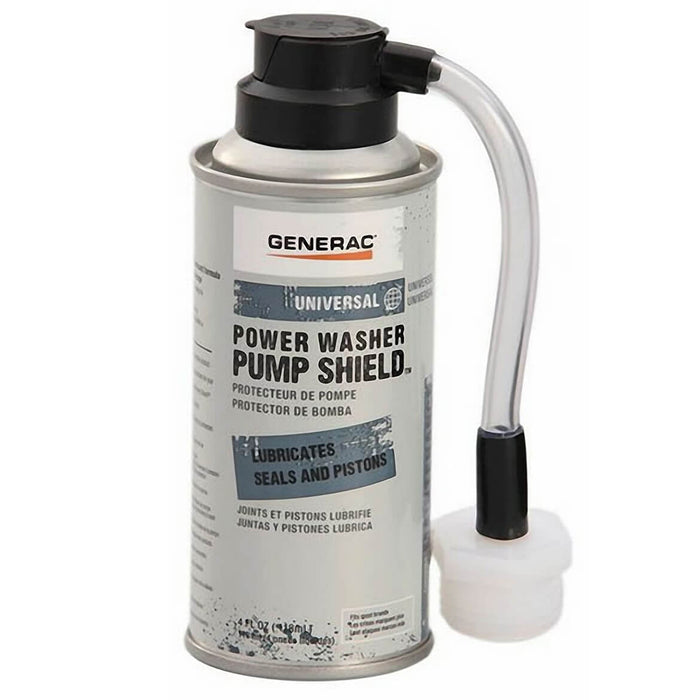 Generac GNC-6657 4 Ounces Pump Defender Power Washer Pump Shield All Season Use