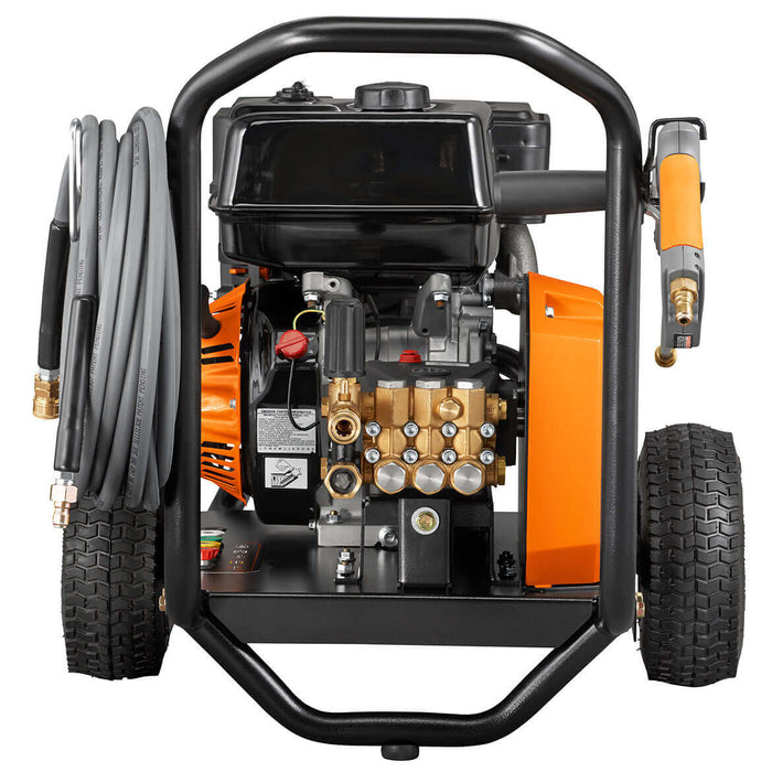 Generac 6712 302cc 3,800-Psi 3.2-Gpm Cold Water Gas Belt-Drive Pressure Washer