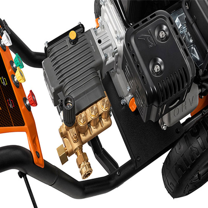Generac 6924 3600-PSI 2.6 GPM Professional Gasoline Powered Pressure Washer