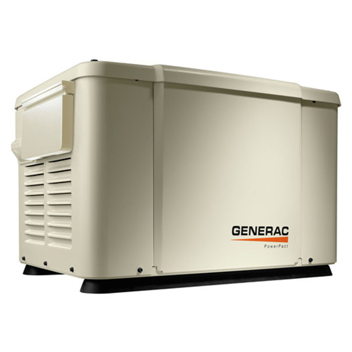 Generac 69981 7.5kW Home Standby Generator System 50-amp 8-circuit ATS