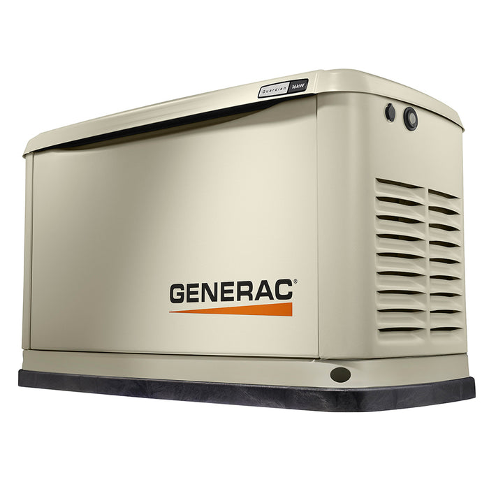 Generac 70351 16kW Air-Cooled Guardian Series Wi-Fi Standby Generator