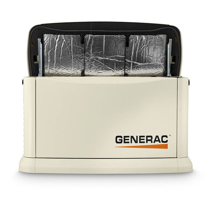 Generac 7163 15kW 999cc Air Cooled WiFi EcoGen Off Grid Standby Generator